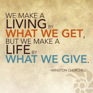 make-a-life-by-giving