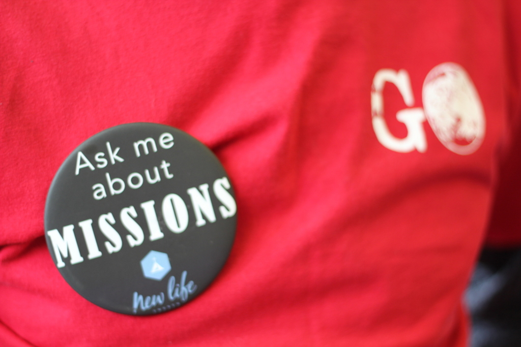 Ask Me About Missions